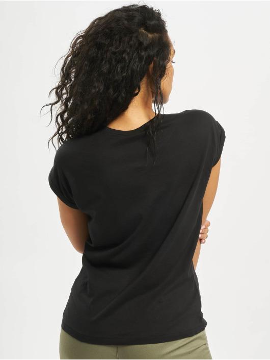 Mister Tee t-shirt No Wifi zwart