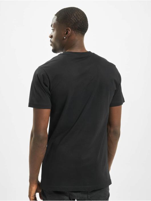 Mister Tee t-shirt Tupac Fireleaf zwart