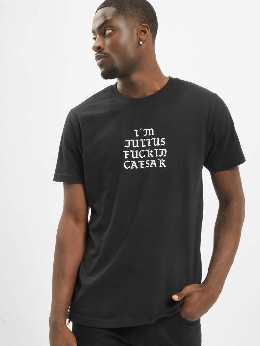 Mister Tee t-shirt Julius zwart
