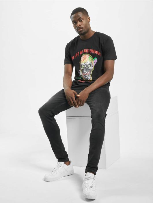 Mister Tee t-shirt Hell Boys zwart
