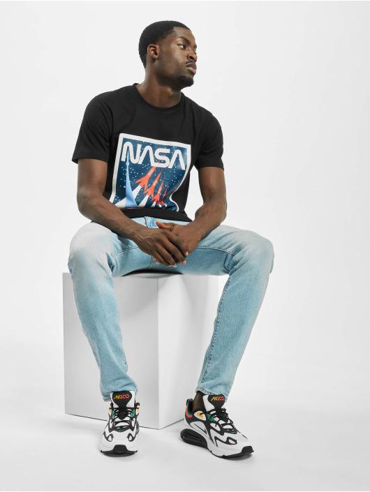 Mister Tee t-shirt Nasa Fight For Space zwart