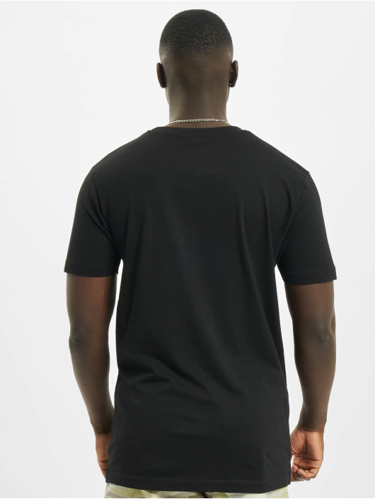 Mister Tee t-shirt Bandana Shape Pray zwart