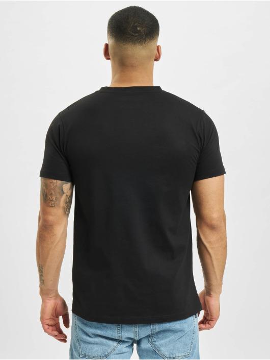 Mister Tee t-shirt Jack zwart