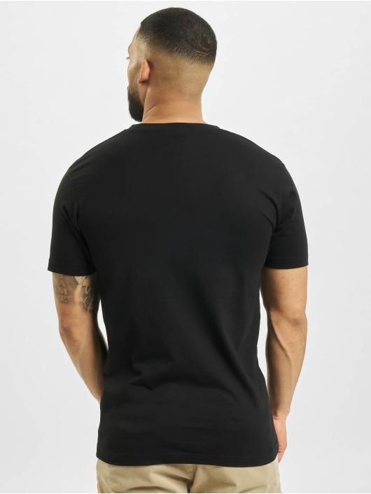 Mister Tee t-shirt Stay Weird zwart