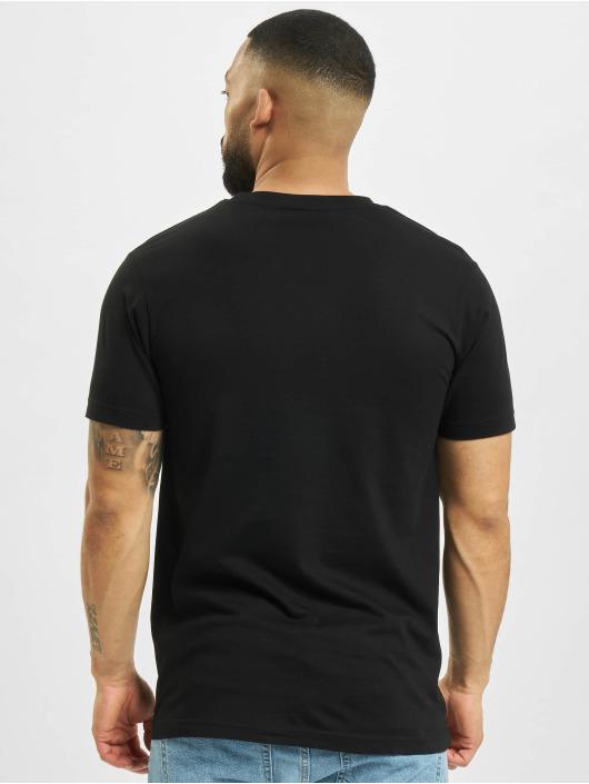 Mister Tee t-shirt Hail The King zwart