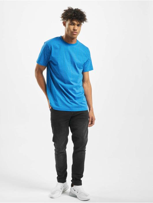 Mister Tee T-shirts Fuckyou blå