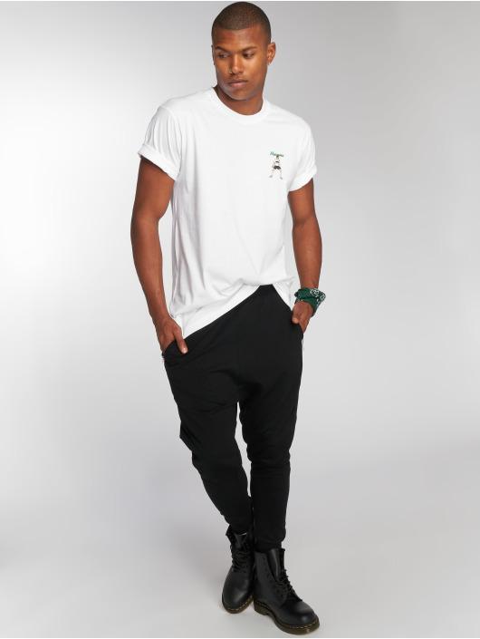 Mister Tee T-shirts Krautz hvid