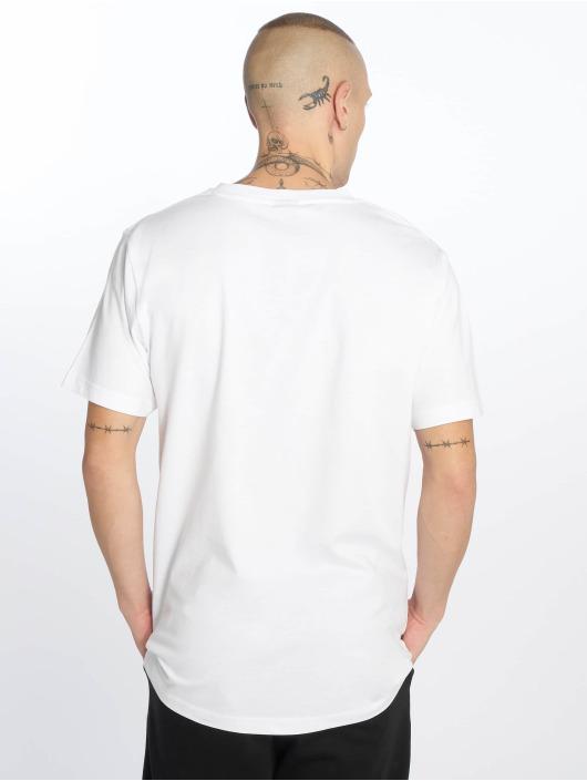 Mister Tee T-shirts Habibi Owl hvid