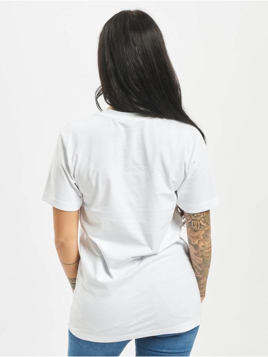 Mister Tee T-shirts F-Word hvid