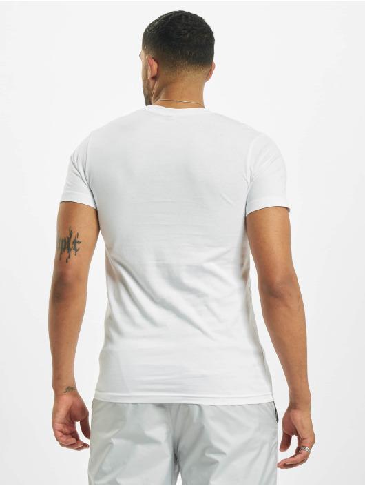 Mister Tee T-shirts Astro Thunder hvid