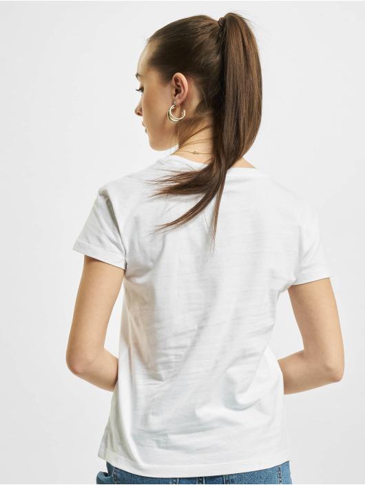 Mister Tee T-shirts Self Love Box hvid