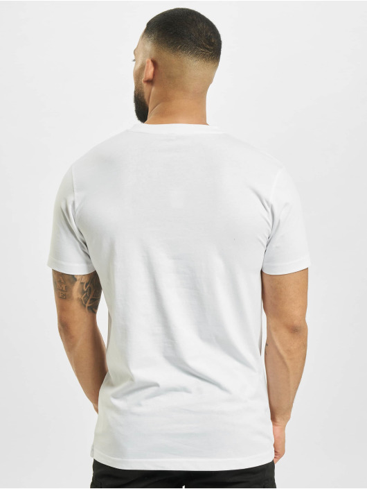 Mister Tee T-shirts Good Life hvid