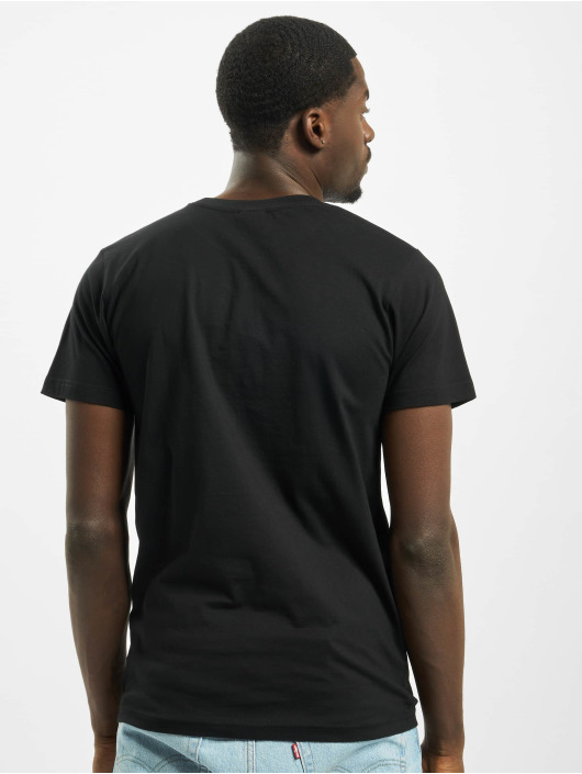 Mister Tee T-shirts Fy sort