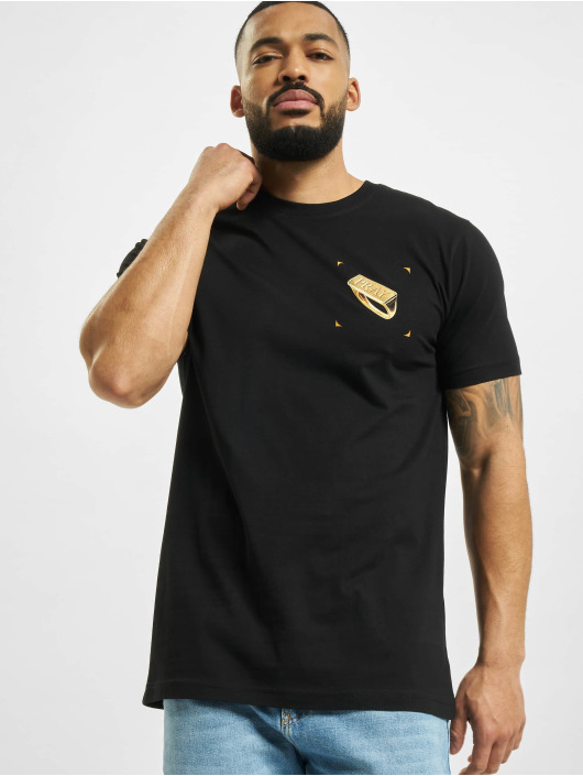Mister Tee T-shirts Pray Ring sort