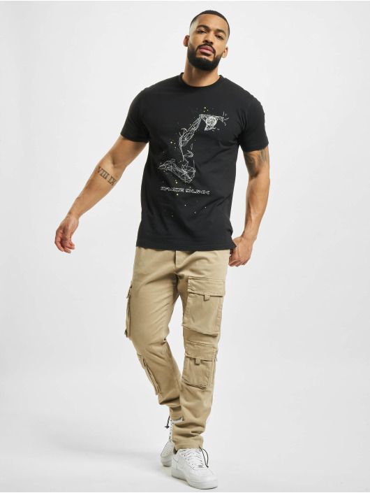 Mister Tee T-shirts Space Dunk sort