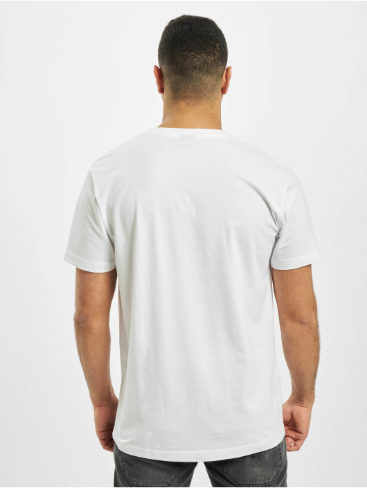 Mister Tee T-Shirty S.F.T.B. bialy