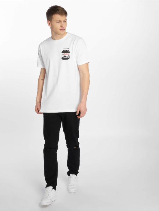 Mister Tee T-Shirty Hgh bialy