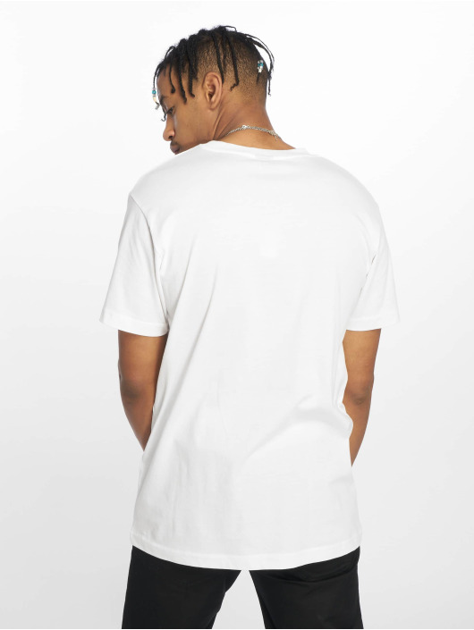 Mister Tee T-Shirty I Love It bialy