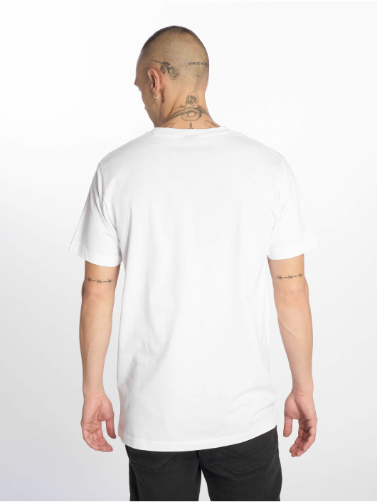 Mister Tee T-Shirty Dolla Smile bialy
