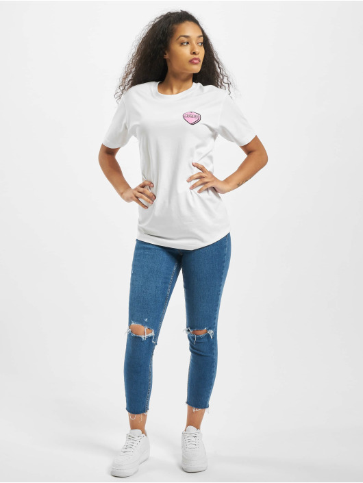 Mister Tee T-Shirty Ladies Memes bialy