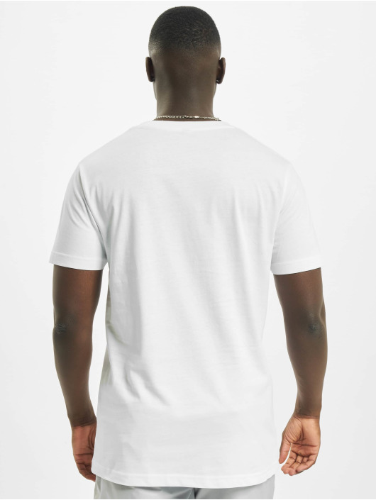 Mister Tee T-Shirty Liberty Mask bialy