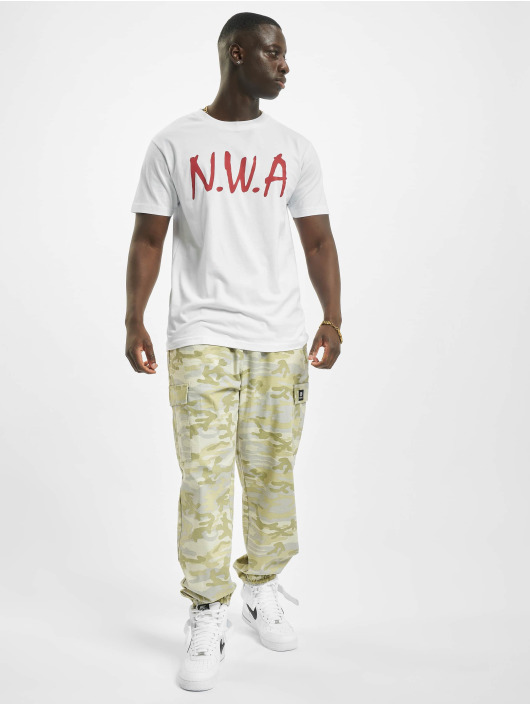 Mister Tee T-Shirty N.w.a bialy