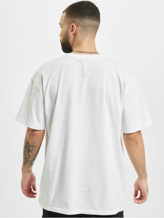 Mister Tee T-Shirty Eat Lit Oversize bialy