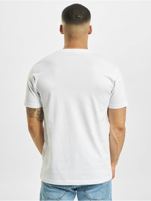 Mister Tee T-Shirty True Legends 2.0 bialy
