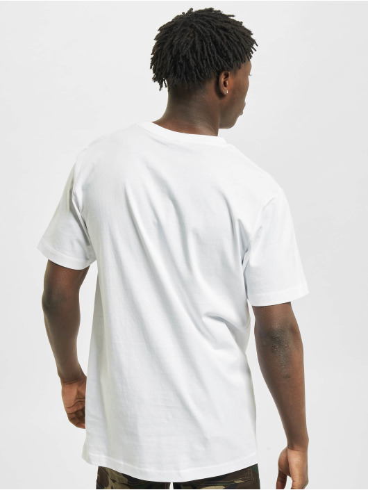 Mister Tee T-Shirty Lost Youth Rose bialy