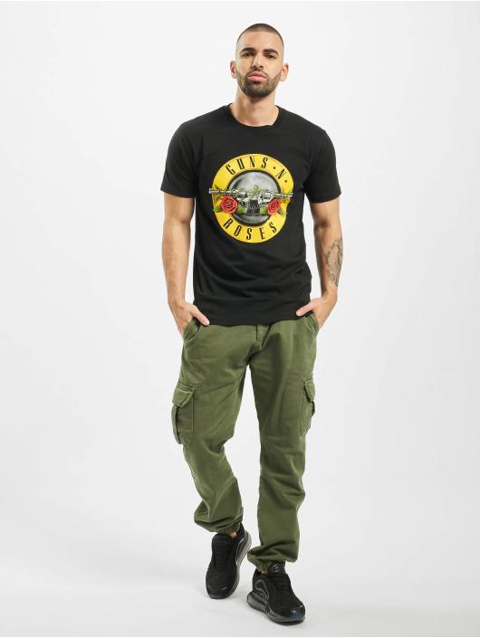 Mister Tee T-Shirty Guns´n Roses czarny