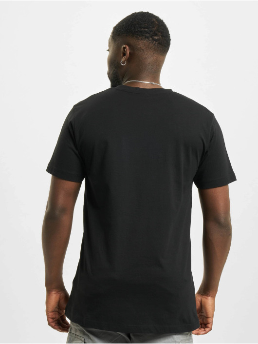 Mister Tee T-Shirty Dark Pray czarny