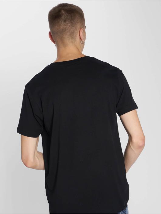 Mister Tee T-Shirty Easy czarny