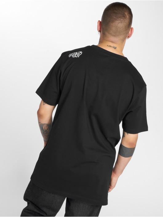 Mister Tee T-Shirty Bad Influencer czarny