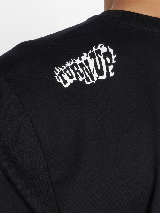 Mister Tee T-Shirty Alpaca czarny