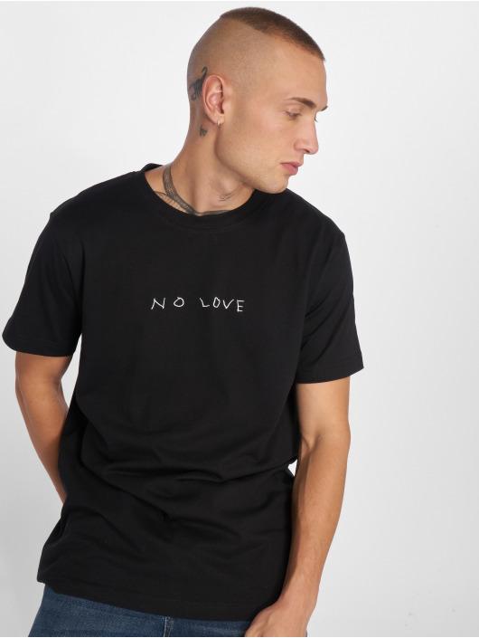 Mister Tee T-Shirty No Love czarny