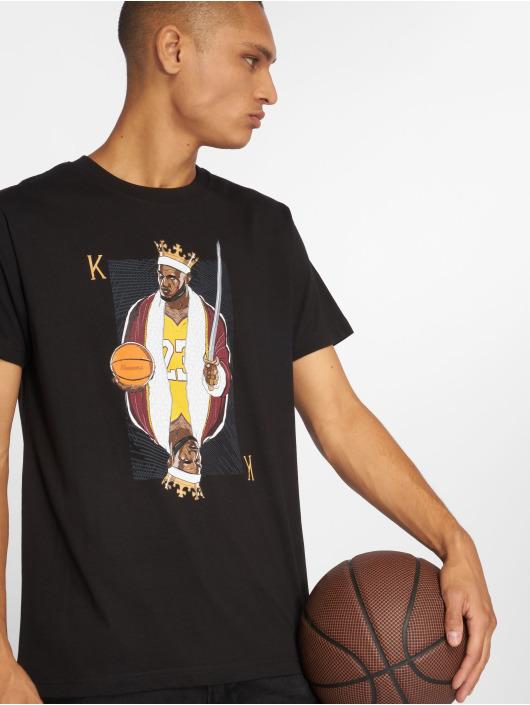 Mister Tee T-Shirty King James LA czarny