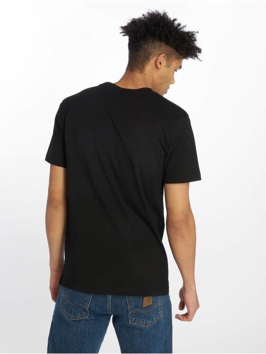 Mister Tee T-Shirty Pray Emb czarny