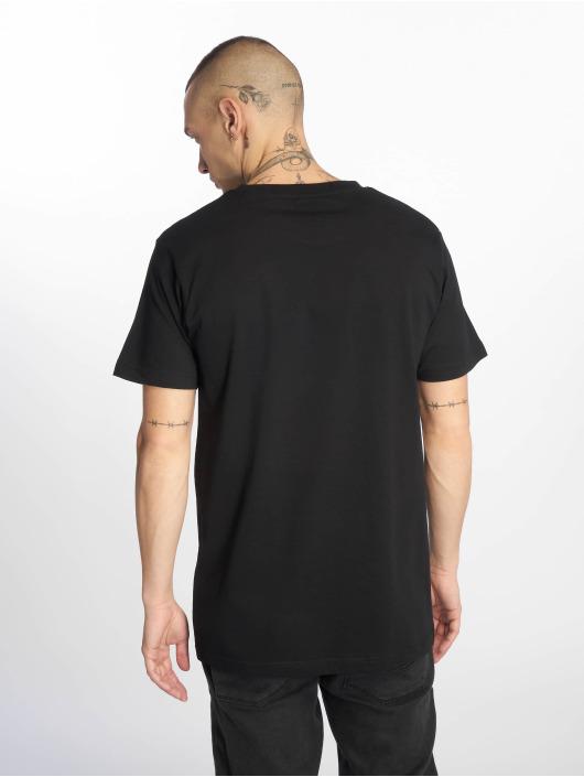 Mister Tee T-Shirty Model czarny