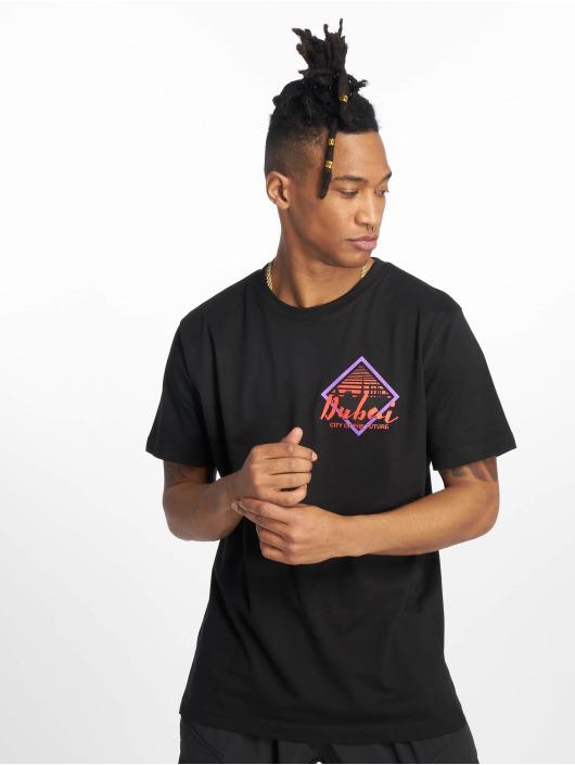Mister Tee T-Shirty City Of The Future czarny