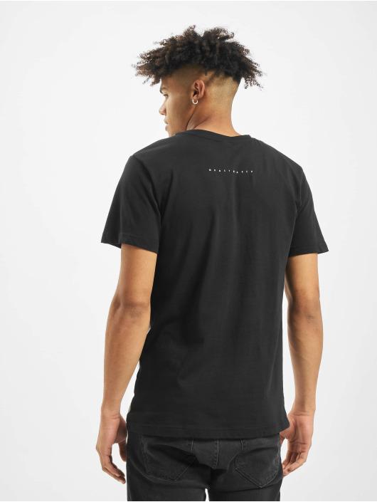 Mister Tee T-Shirty Dollar Sublimation czarny