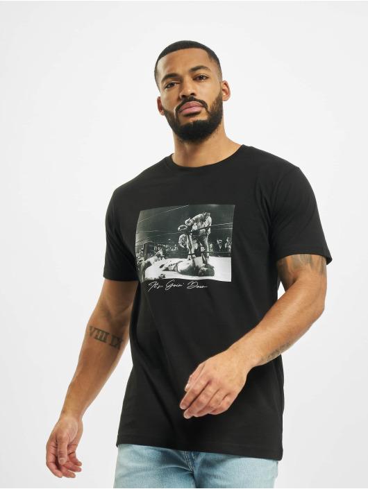 Mister Tee T-Shirty Going Down czarny