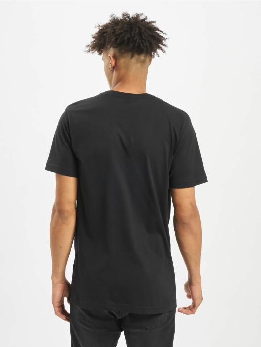 Mister Tee T-Shirty Walk It czarny