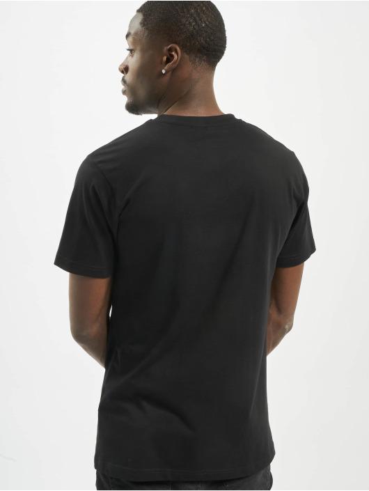 Mister Tee T-Shirty STFU czarny