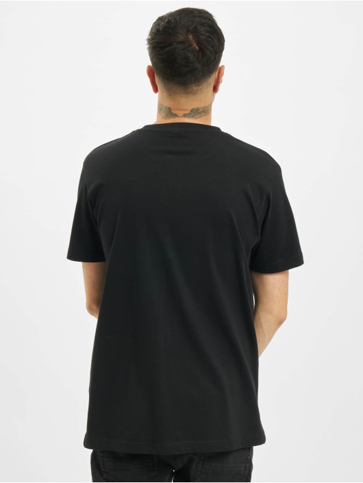 Mister Tee T-Shirty No New Friends czarny