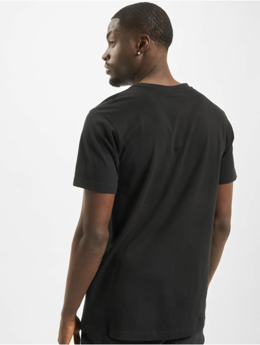 Mister Tee T-Shirty T.Dot czarny