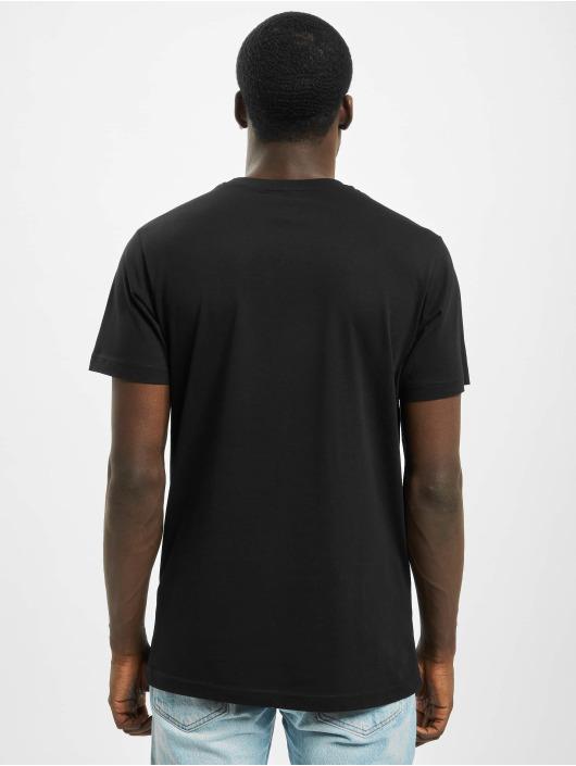 Mister Tee T-Shirty Patte czarny