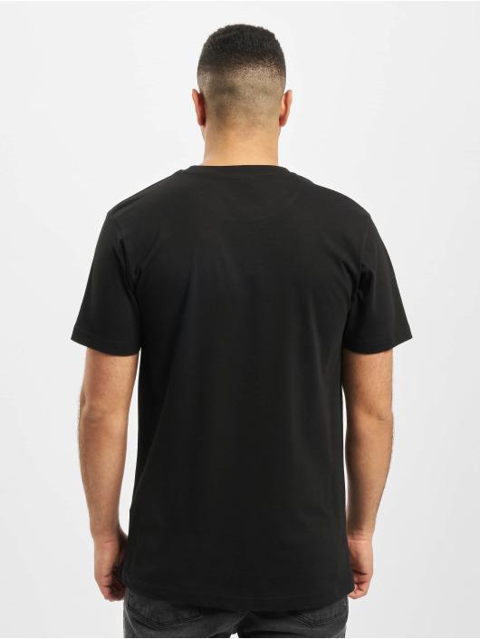 Mister Tee T-Shirty Roller czarny