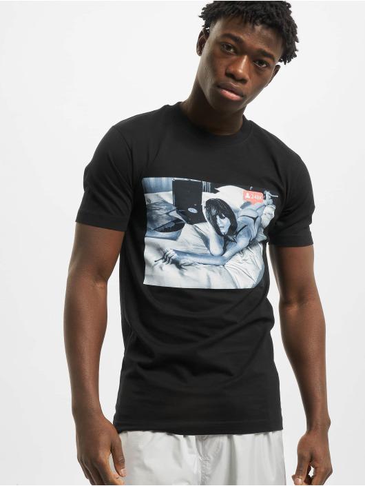 Mister Tee T-Shirty Thousand Likes czarny