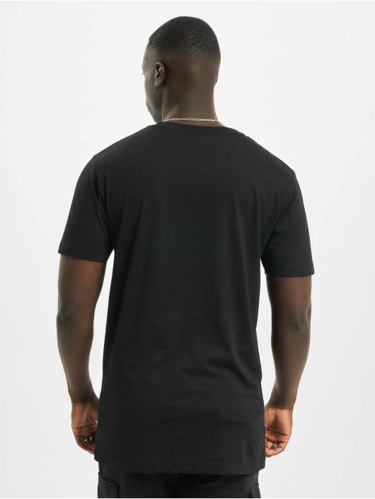 Mister Tee T-Shirty Wonderful czarny