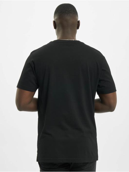 Mister Tee T-Shirty The End czarny